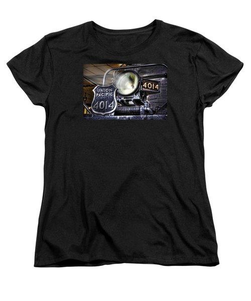 Women's T-Shirt (Standard Cut) featuring the photograph Shine Bright by Ken Smith