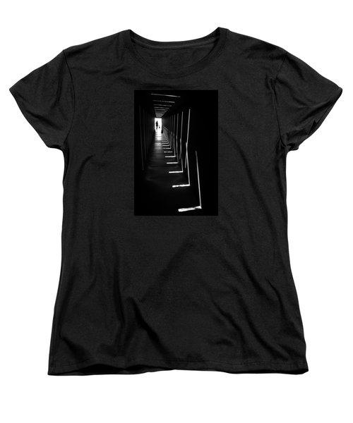 Shine Women's T-Shirt (Standard Cut) by Hayato Matsumoto