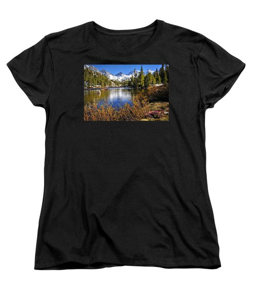 Women's T-Shirt (Standard Cut) featuring the photograph Signs Of Spring by Lynn Bauer