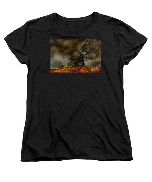 Silent Hill 2 Women's T-Shirt (Standard Cut) by Dan Stone