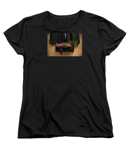 Simply Charleston Women's T-Shirt (Standard Cut) by Karol Livote