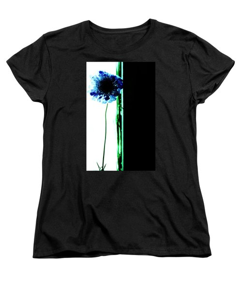 Women's T-Shirt (Standard Cut) featuring the photograph Simply  by Jessica Shelton
