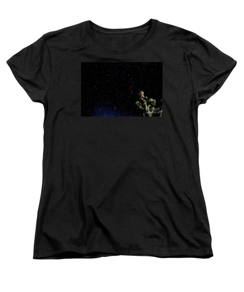 Simply Star's Women's T-Shirt (Standard Cut) by Angela J Wright