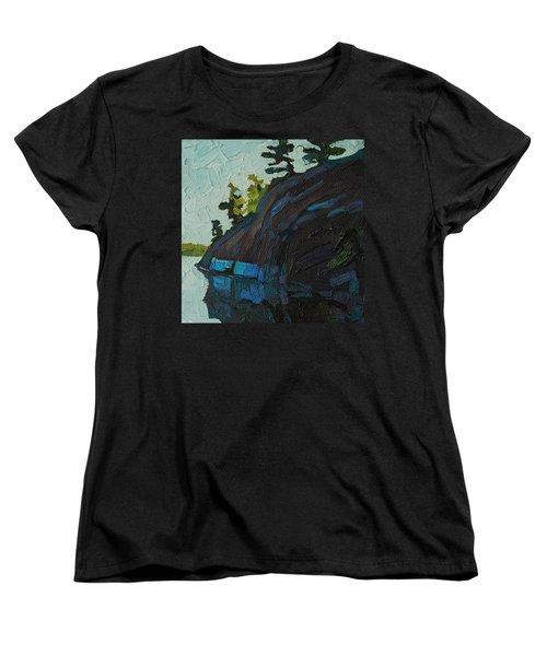 Singleton South Shore Women's T-Shirt (Standard Cut) by Phil Chadwick