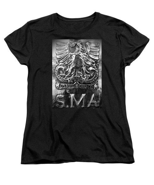 Women's T-Shirt (Standard Cut) featuring the photograph Snail Mail by James Aiken