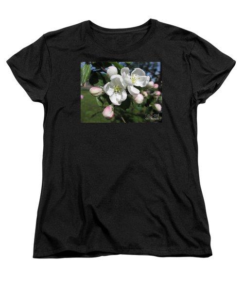 Snow White Women's T-Shirt (Standard Cut) by Martin Howard
