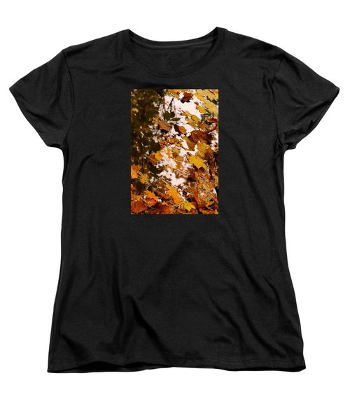 Soft Landing Women's T-Shirt (Standard Cut) by Photographic Arts And Design Studio