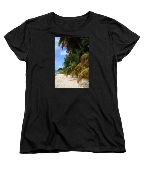 Women's T-Shirt (Standard Cut) featuring the photograph Nude Beach by The Art of Alice Terrill