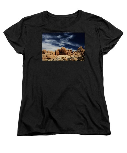 Songs Of Misery Women's T-Shirt (Standard Cut) by Laurie Search