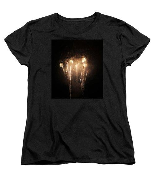 Women's T-Shirt (Standard Cut) featuring the photograph Sonic by Rowana Ray