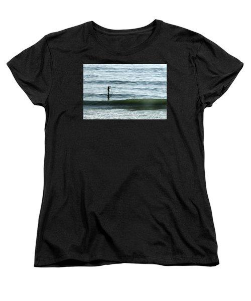Soul Searcher Women's T-Shirt (Standard Cut) by Shoal Hollingsworth