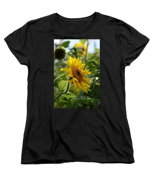 Women's T-Shirt (Standard Cut) featuring the photograph Soulshine No.2 by Neal Eslinger