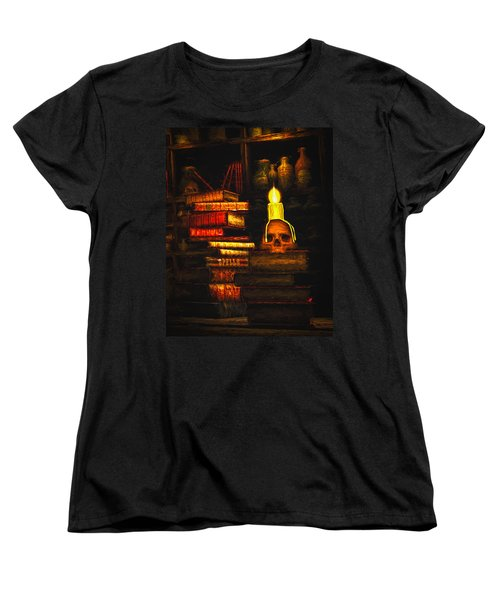 Spells Women's T-Shirt (Standard Cut) by Bob Orsillo