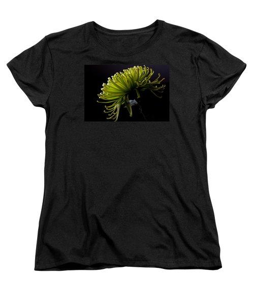 Women's T-Shirt (Standard Cut) featuring the photograph Spike by Sennie Pierson