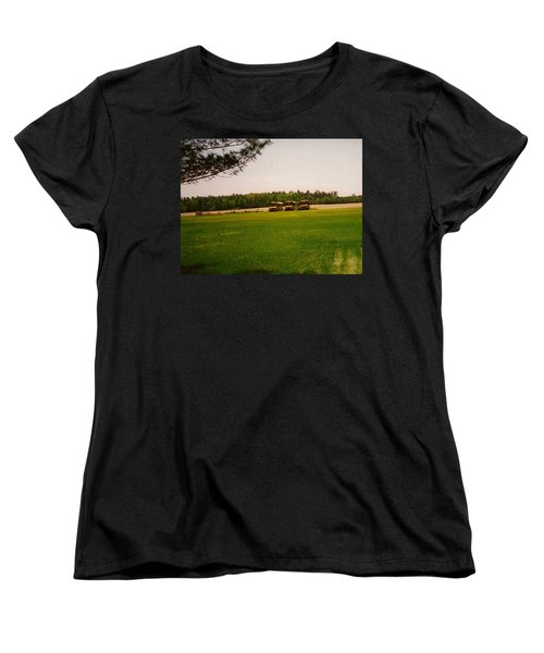 Spring Break Time To Party Women's T-Shirt (Standard Cut) by Amazing Photographs AKA Christian Wilson