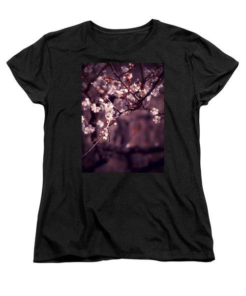 Spring Has Come Women's T-Shirt (Standard Cut) by Rachel Mirror