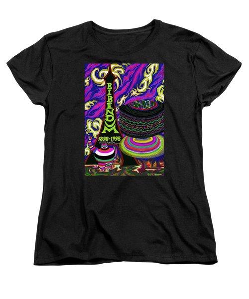 S.s. Europhazia Women's T-Shirt (Standard Cut) by Robert SORENSEN