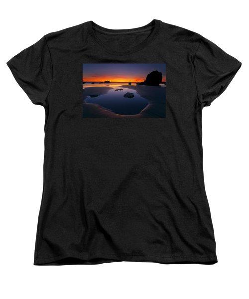 Stacks And Stones Women's T-Shirt (Standard Cut)