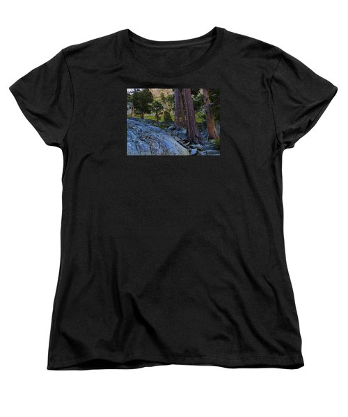 Women's T-Shirt (Standard Cut) featuring the photograph Stairway To Heaven by Sean Sarsfield