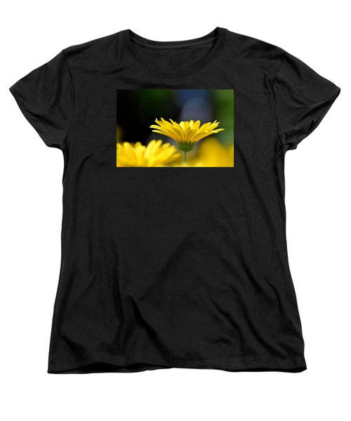 Standing Above The Rest Women's T-Shirt (Standard Cut) by Maria Urso