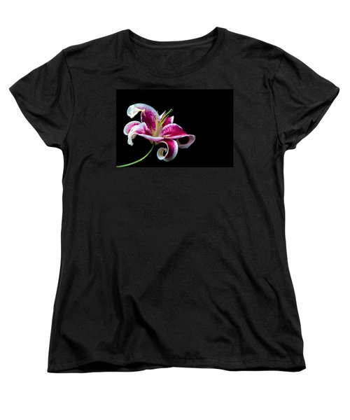 Women's T-Shirt (Standard Cut) featuring the photograph Stargazer by Sennie Pierson