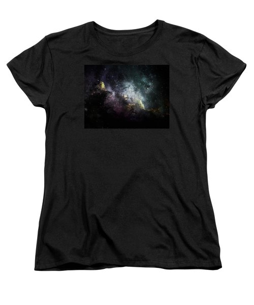 Women's T-Shirt (Standard Cut) featuring the photograph Stellar 2 by Cynthia Lassiter