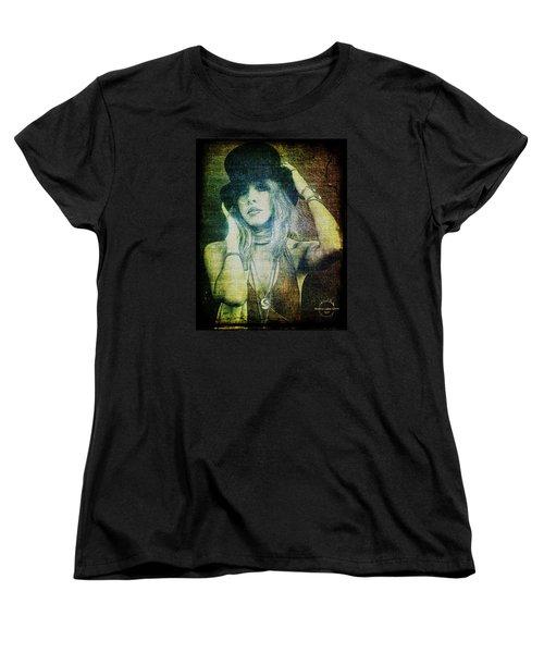 Stevie Nicks - Bohemian Women's T-Shirt (Standard Cut)