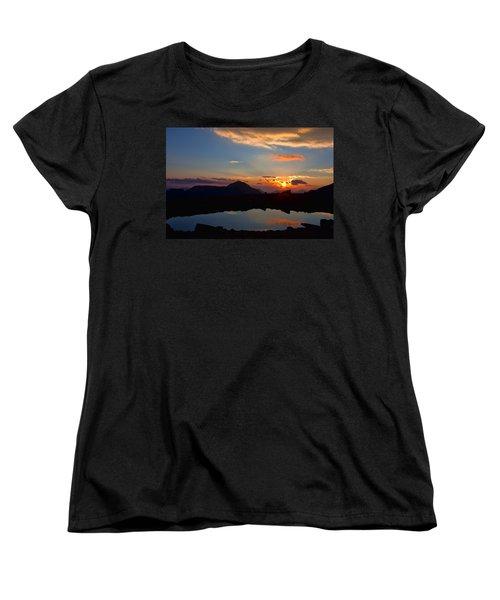 Still Women's T-Shirt (Standard Cut) by Jim Garrison