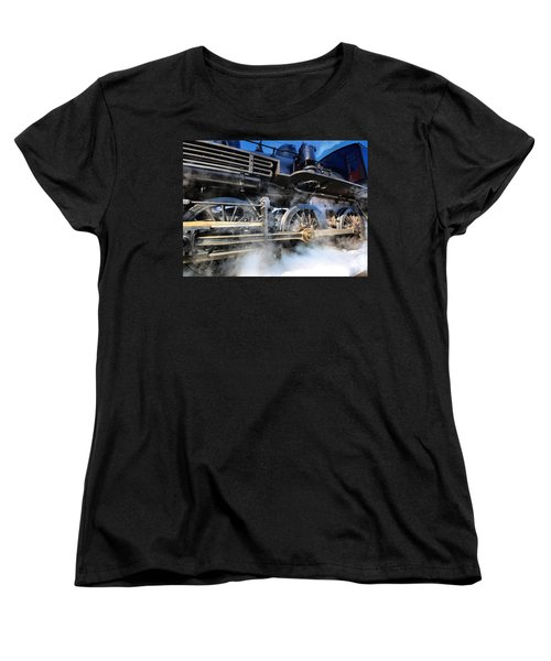 Stokin-tokin Women's T-Shirt (Standard Cut) by Robert McCubbin