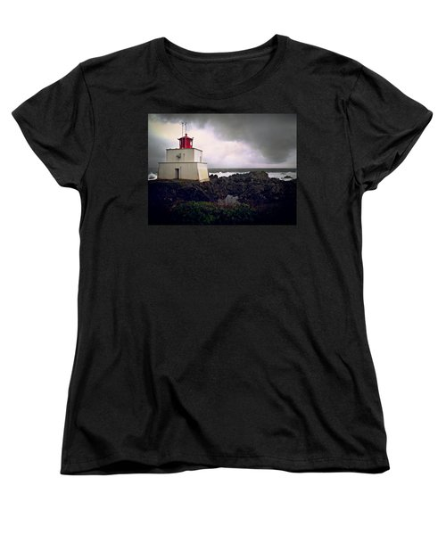 Storm Approaching Women's T-Shirt (Standard Cut) by Micki Findlay