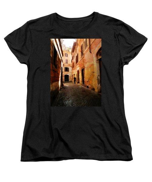Strade Di Ciottoli Women's T-Shirt (Standard Cut)