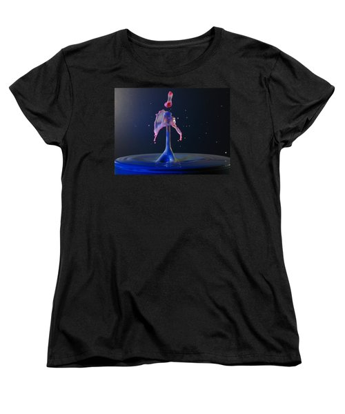 Women's T-Shirt (Standard Cut) featuring the photograph Strange Love by Kevin Desrosiers