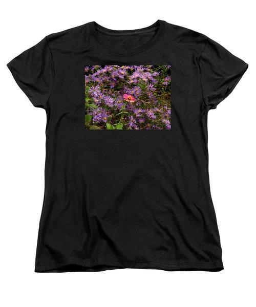 Stranger In A Strange Land Women's T-Shirt (Standard Cut) by Rodney Lee Williams