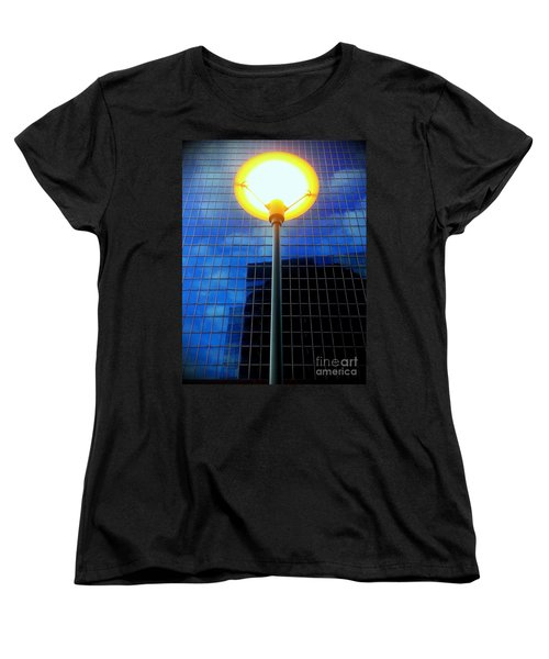 Street Halo Women's T-Shirt (Standard Cut) by James Aiken