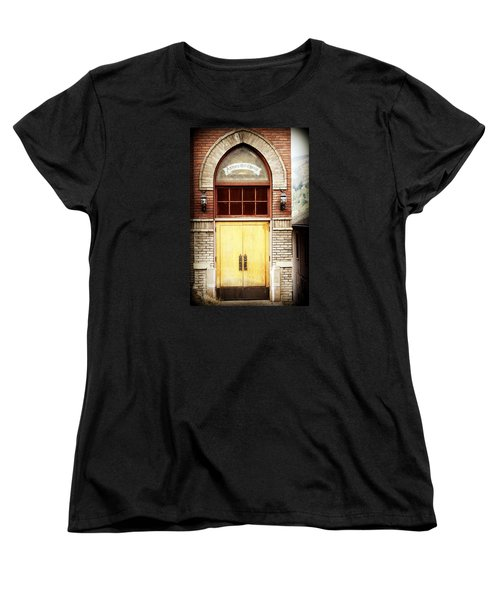 Street View Women's T-Shirt (Standard Cut) by Melanie Lankford Photography