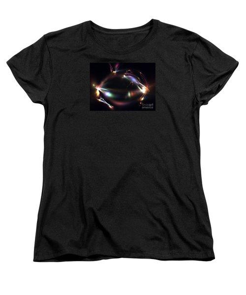 Submarine Women's T-Shirt (Standard Cut) by Kim Sy Ok