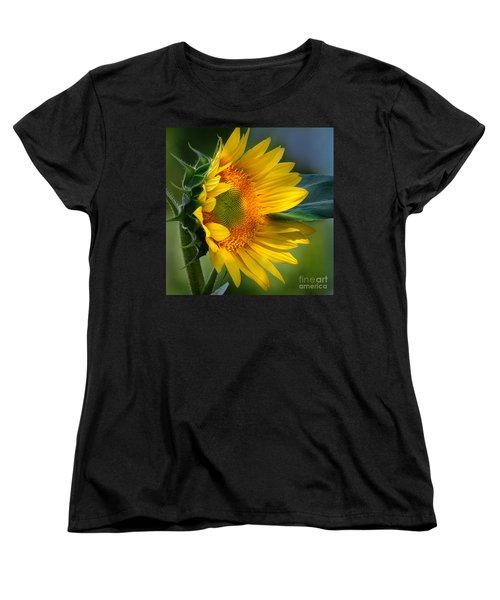 Summer Bonnet Women's T-Shirt (Standard Cut) by Nava Thompson
