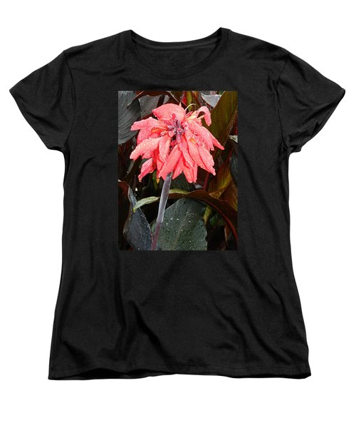 Women's T-Shirt (Standard Cut) featuring the photograph Summer Rain In Maryland by Emmy Marie Vickers