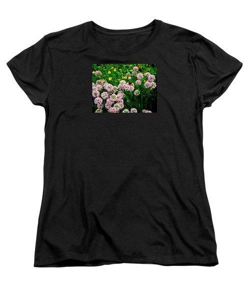 Summer Song Women's T-Shirt (Standard Cut) by Zafer Gurel