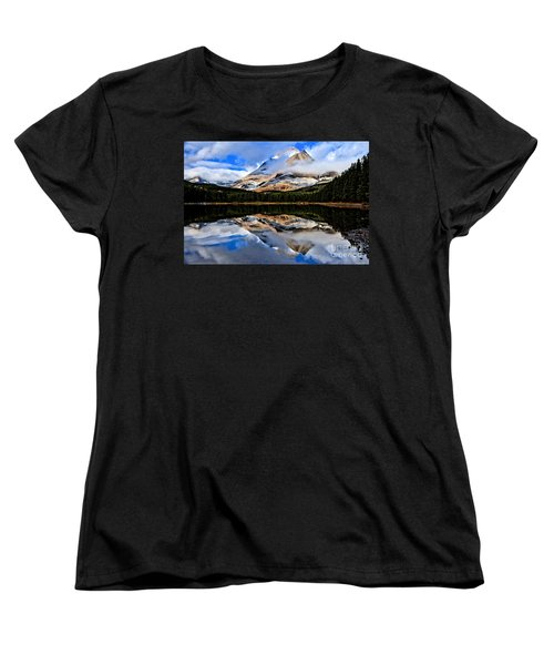Sunrise Surprise Women's T-Shirt (Standard Cut) by Adam Jewell