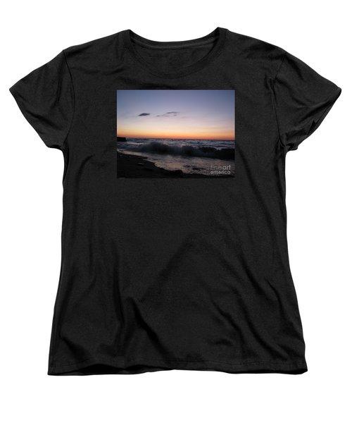 Sunset II Women's T-Shirt (Standard Cut) by Michael Krek