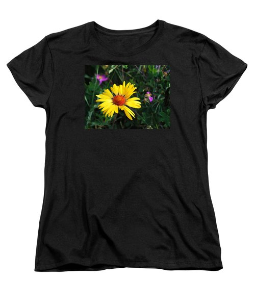 Sunshine Women's T-Shirt (Standard Cut) by Craig T Burgwardt