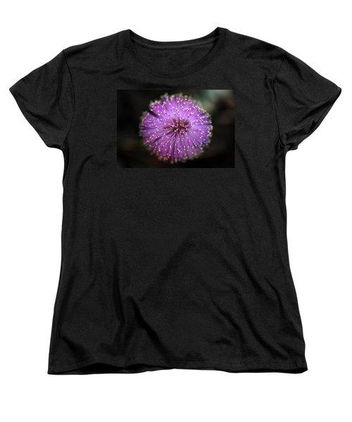 Women's T-Shirt (Standard Cut) featuring the photograph Sunshine Mimosa by Greg Allore