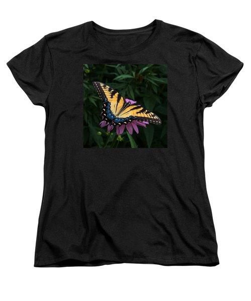 Swallowtail  Women's T-Shirt (Standard Cut) by Don Spenner