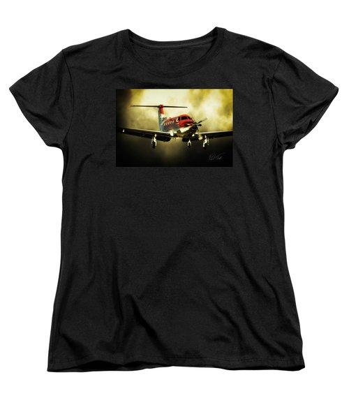 T Tale Women's T-Shirt (Standard Cut) by Paul Job