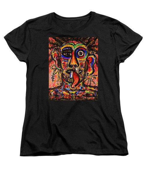 Tattooist Women's T-Shirt (Standard Cut) by Natalie Holland