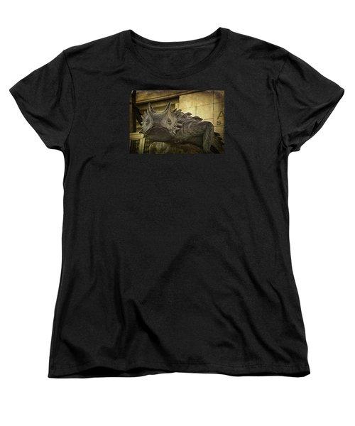 Tcu Horned Frog Women's T-Shirt (Standard Cut)