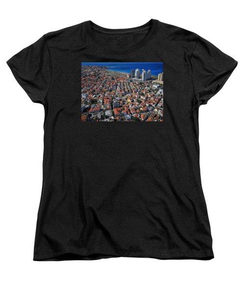 Tel Aviv - The First Neighboorhoods Women's T-Shirt (Standard Cut)