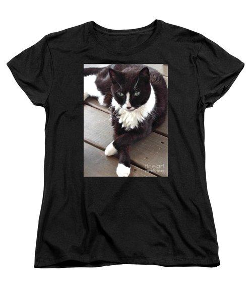 Tess The Temptress Women's T-Shirt (Standard Cut) by The Art of Alice Terrill
