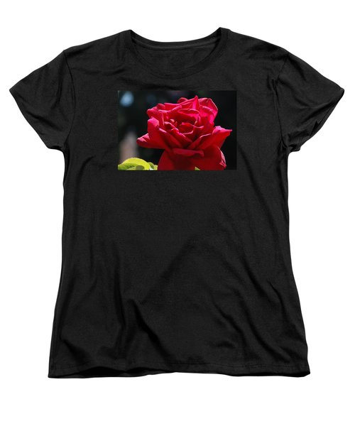 That Which We Call A Rose Women's T-Shirt (Standard Cut) by Eric Tressler